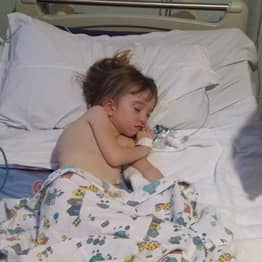 Little Girl Who Was Told She'd Only Live Until She Was Three Defies All Odds