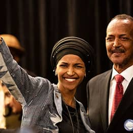 First Two Muslim Women Elected To US Congress As Democrats Take House