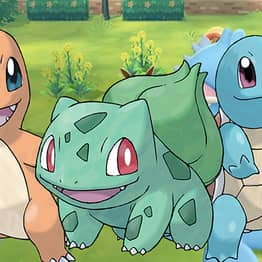How To Get All Three Starter Pokemon Early In Let's Go
