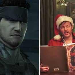 Voices Behind Solid And Liquid Snake Team Up For The Night Before Metal Gear