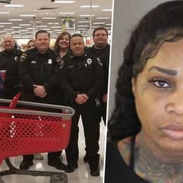 Two Women Arrested For Trying To Rob Store With 15 Cops Inside
