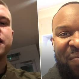 Comedian Challenges Soldier To Assault Course, End Up Best Mates