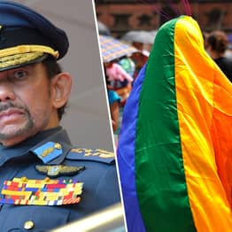 Brunei Defend Right To Stone People To Death For Being Homosexual