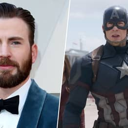 Playing Captain America Helped Chris Evans Deal With His Anxiety