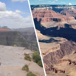 Tourist Falls 1,000ft To His Death While Taking 'Perfect Picture' At Grand Canyon
