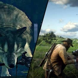 This Twitter Account Tells You Which Games Let You Pet Dogs