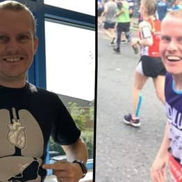 Dad Has His Stomach Removed So He Can Run Ultra-Marathon