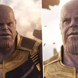 Thanos Has A New Look For Avengers: Endgame And He's Got A Brand New Weapon