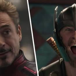 Avengers: Endgame Fans Notice Cryptic Noise At End Of Credits