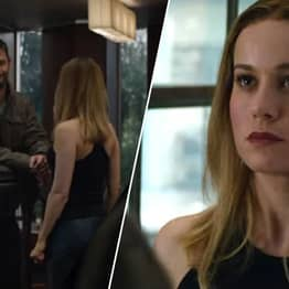 Avengers Fans Creeped Out By 'Hidden Message' In New Endgame Clip