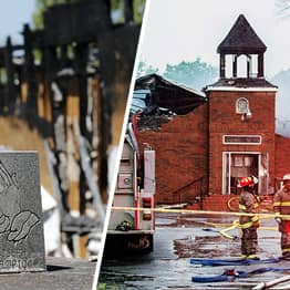 Black Churches Destroyed By Arson Hate Crime Receive $1 Million In Donations After Notre-Dame Fire