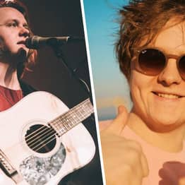 Lewis Capaldi Announces 2020 Tour And Support For People With Anxiety At Gigs