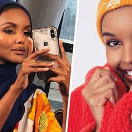 Sports Illustrated Features Model Wearing Hijab And Burkini For The First Time Ever