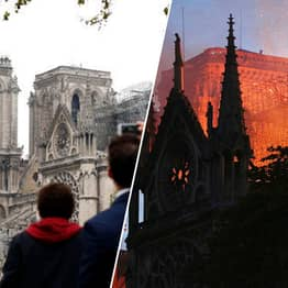 Notre Dame Fire Finally Fully Extinguished Fire Fighters Confirm