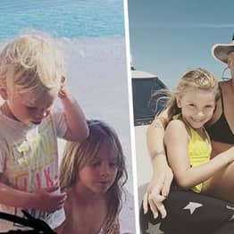 P!nk Deletes Photo After Sick Troll Comments About Her Little Boy