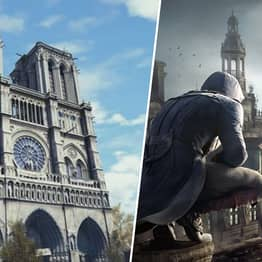Ubisoft Makes Assassin's Creed: Unity Free, Donates €500,000 To Notre Dame