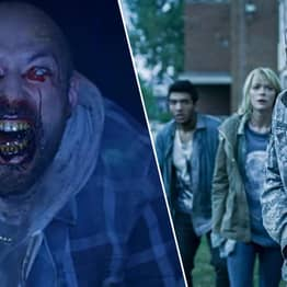 New Netflix Zombie Horror Is 'The Most Stressful Experience'