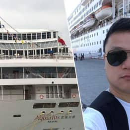 Tourists Spend Four Days On Luxury Cruise Unaware Of Corpse In Freezer