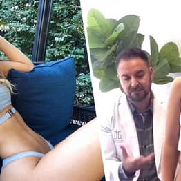 Instagram Model Gets Doctor To Check Her Butt Is Real