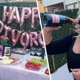 Woman Throws Herself Luxury Divorce Party After Fighting For Split For 15 Years