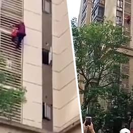 90-Year-Old Gran With Dementia Climbs Down Tower Block After Family Lock Her In Flat
