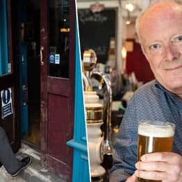 74-Year-Old Man Has Been On World's Longest Pub Crawl Visiting 51,000 Bars