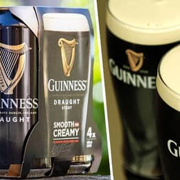 Guinness To Remove All Plastic Packaging From Beer