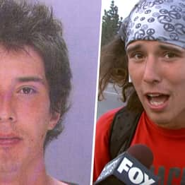 Viral Homeless Guy 'Kai The Hitchhiker' Found Guilty Of Murder