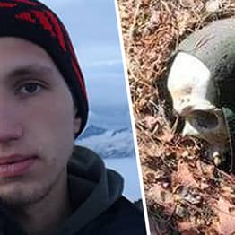 Skeleton Of 'Failed Houdini' Found Tied To Tree Two Years After He Went Missing