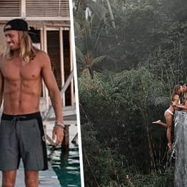 Traveling Instagram Couple Face Backlash After Posting 'Life-Threatening' Infinity Pool Pic