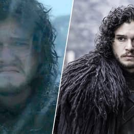 Fan Made Kit Harington Cry After He Finished Filming Game of Thrones
