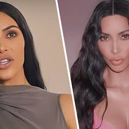 Kim Kardashian Says Three Words To Describe Her Are 'Sweet' And 'Smart'