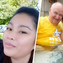 23-Year-Old Mum Says She's 'No Mail Order Bride' After Marrying 71-Year-Old She Met On Facebook