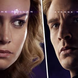 Difference Between Male And Female Avengers Posters Causes Outrage