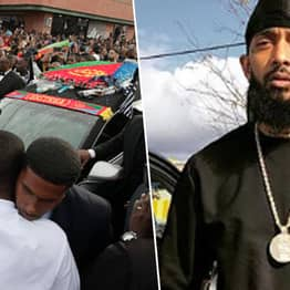 One Dead And Three Injured During Gun Fight At Nipsey Hussle's Funeral