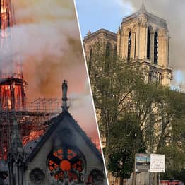 Notre Dame Spokesman Says 'Nothing Will Remain' After Fire