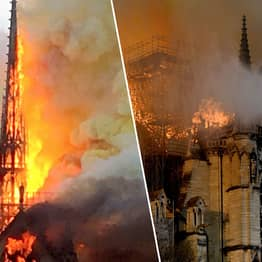 Over €700 Million Pledged To Rebuild Notre Dame Cathedral