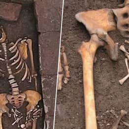 Skeleton Of Woman Who 'Gave Birth After Death' Discovered