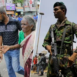 Sri Lanka's Military Officials Claim To Have Identified Those Responsible For Explosions
