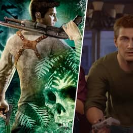Nathan Drake Himself Is Doing An Uncharted Let's Play