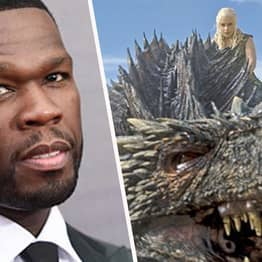 50 Cent Tells Game Of Thrones Fans 'F*ck You And Your Flying Dragons'