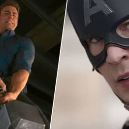 Fan Theory Explains Why Captain America Was Able To Lift Thor's Hammer In Endgame
