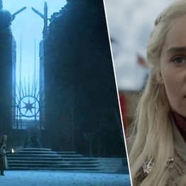 Daenerys' Prophetic Visions In House Of The Undying Weren't Of Snow On Iron Throne