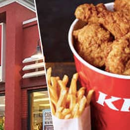 Man Didn't Eat Free KFC For A Year Claiming He Was From Head Office
