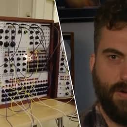 Guy Has Accidental Acid Trip After Repairing 1960s Synthesiser Covered In LSD