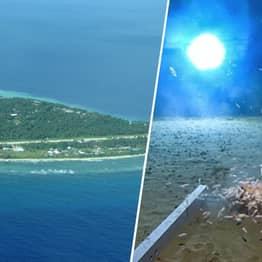 Navy Officer Discovers What's At The Bottom Of The World's Deepest Point