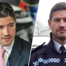 Women Bombard 'Britain's Sexiest Police Officer' With Requests To Be Arrested