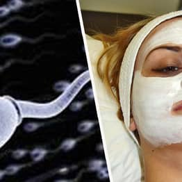 Putting Semen On Your Face Can Reduce Wrinkles And Prevent Spots, Skin Expert Claims
