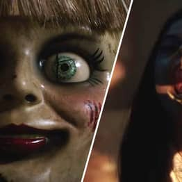 New Annabelle Comes Home Trailer Giving People Serious Goosebumps