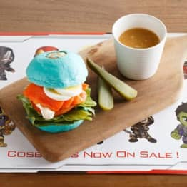 Avengers: Endgame Café Is Open And Looks Cool AF
